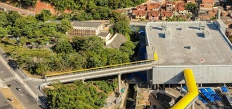 [Terminal de ônibus em Pituaçu será inaugurado amanhã]