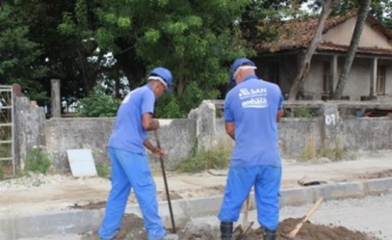 Embasa identifica gatos de água em imóveis de Pernambués e Periperi