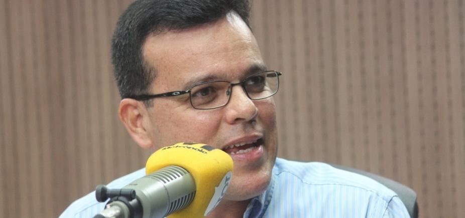 [ʹSeria legítimo, mas não sei se o faráʹ, diz Almeida sobre Lorena Brandão no Legislativo]