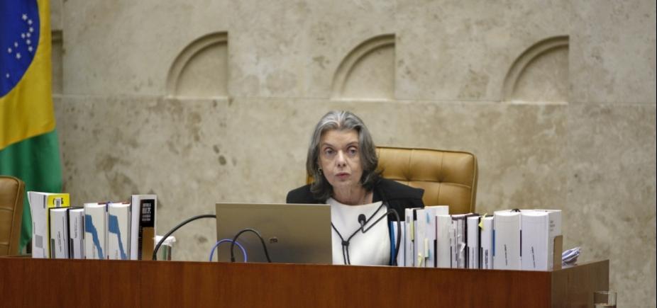 [STF adia julgamento de habeas corpus de Lula para abril]