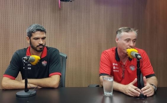 Técnico do Universo/Vitória pede união entre governo e prefeitura para formar novos atletas