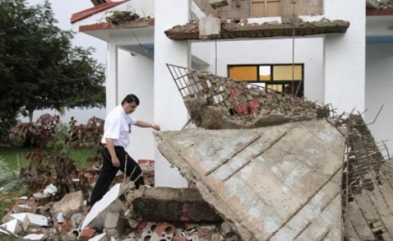 Terremoto de magnitude 5,4 atinge a Costa Rica