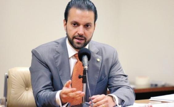 Baldy desiste de reeleição e continua no Ministério das Cidades