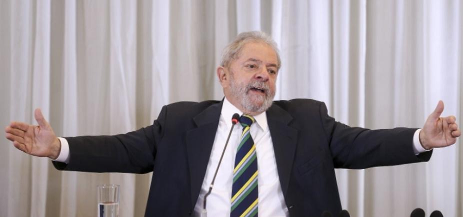['Quero que a Suprema Corte analise o mérito do processo', diz Lula]