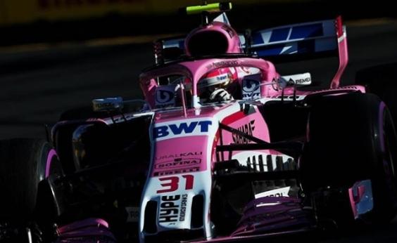 Havaianas fecha parceria com equipe de Fórmula 1