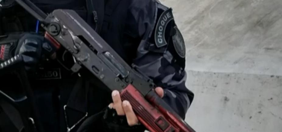[Confronto entre PMs e criminosos deixa ao menos sete mortos na Rocinha]