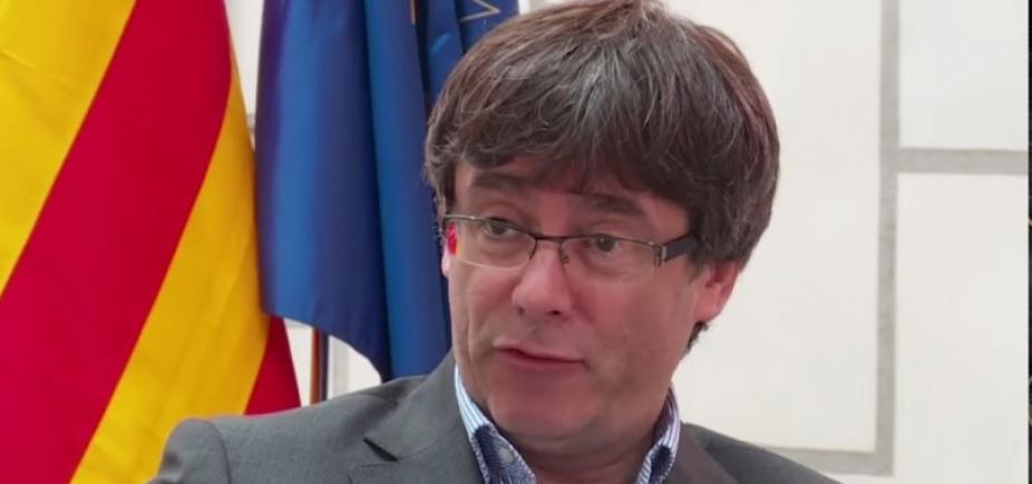 [Ex-presidente da Catalunha é preso na Alemanha]