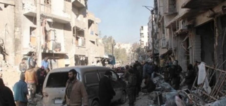 [Síria: 26 soldados morrem em combate ]