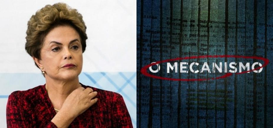 [Dilma critica série da Netflix e diz que diretor propaga ʹfake newsʹ]