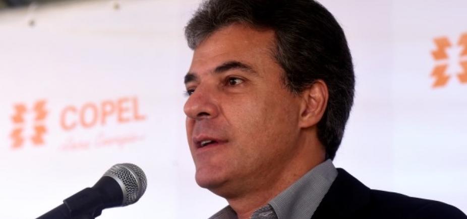 [Richa anuncia saída do governo do Paraná para concorrer ao Senado ]