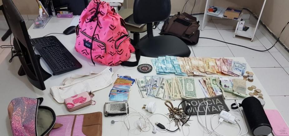 [Bens furtados de casa de argentinos em Morro de São Paulo são recuperados]