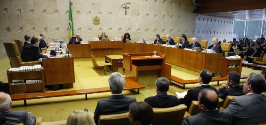 [Ala do STF defende discutir prisão em segunda instância antes do caso Lula]
