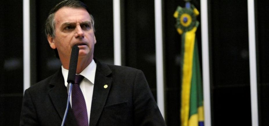 [Pesquisa entregue a tucanos mostra Bolsonaro líder em Minas]