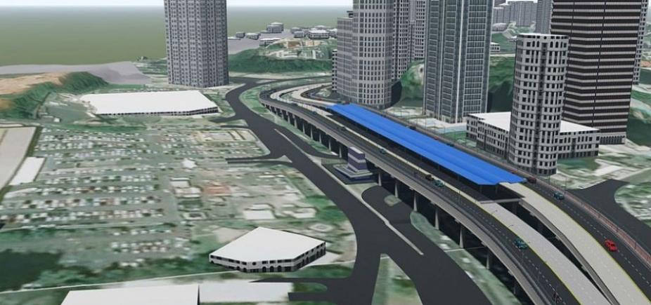 [Obras de implantação do BRT de Salvador começam amanhã]