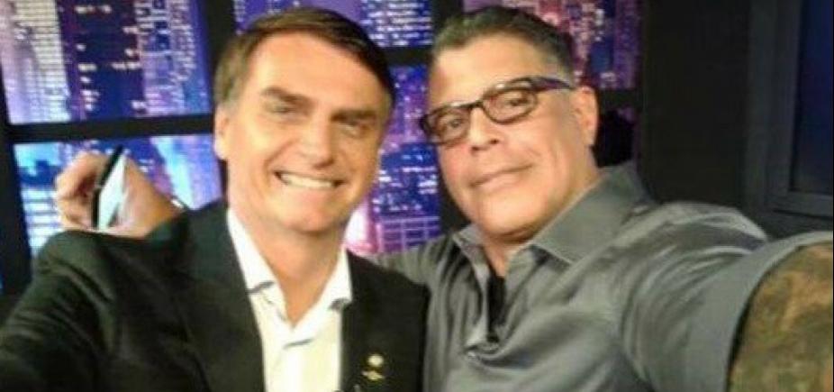 [Bolsonaro quer Alexandre Frota para o Ministério da Cultura]