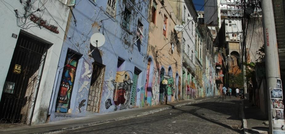 [Nomes de ruas de Salvador contam a história da cidade ]