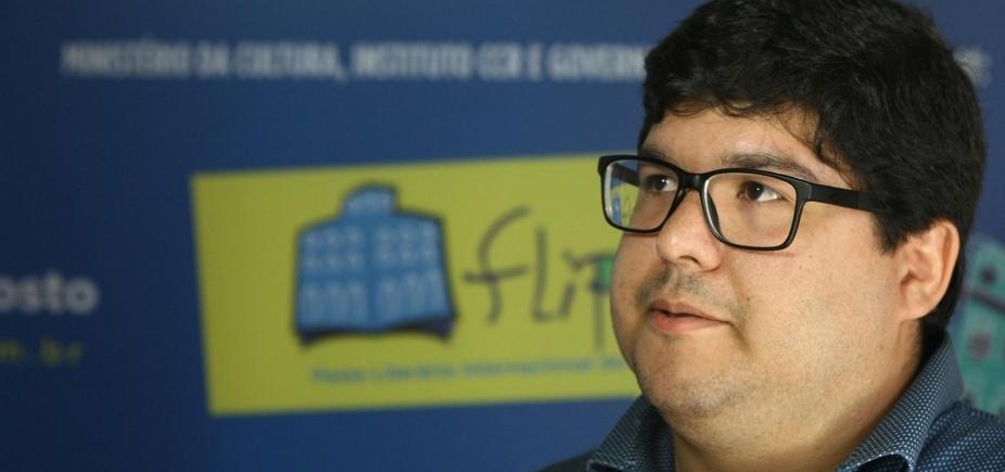 [Com a cabeça na forca a pedido do PR, Diogo Medrado contemporiza: ʹÀ disposiçãoʹ]