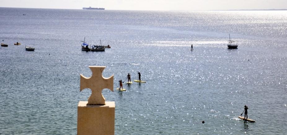 [Saiba quais praias estão impróprias para banho neste domingo em Salvador]