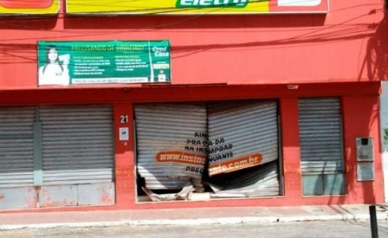 Polícia prende suspeito de liderar ataques em Catu