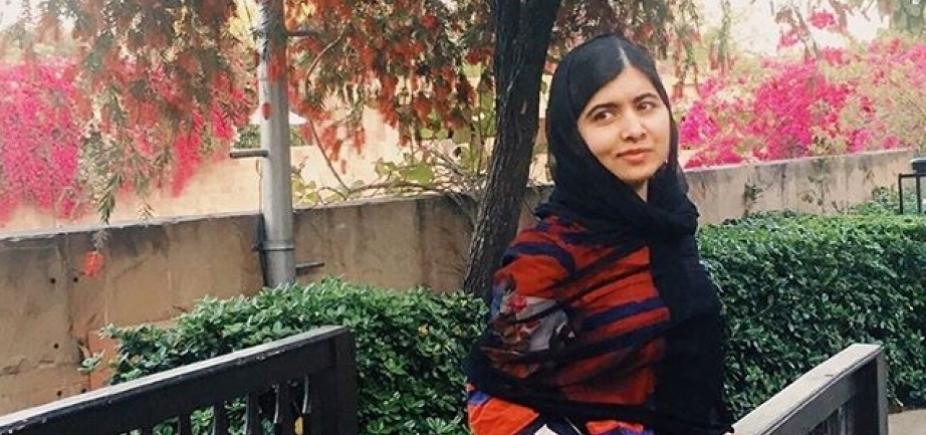[Malala retorna à cidade natal pela primeira vez desde atentado]