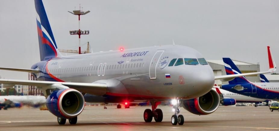 [Revista de avião russo pela polícia britânica causa indignação em Moscou]