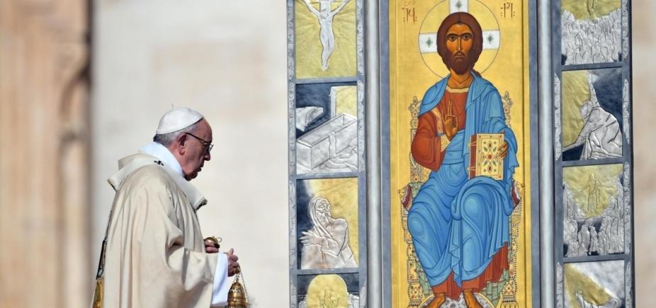 [Em mensagem pela Páscoa, Papa condena ʹextermínioʹ na Síria]