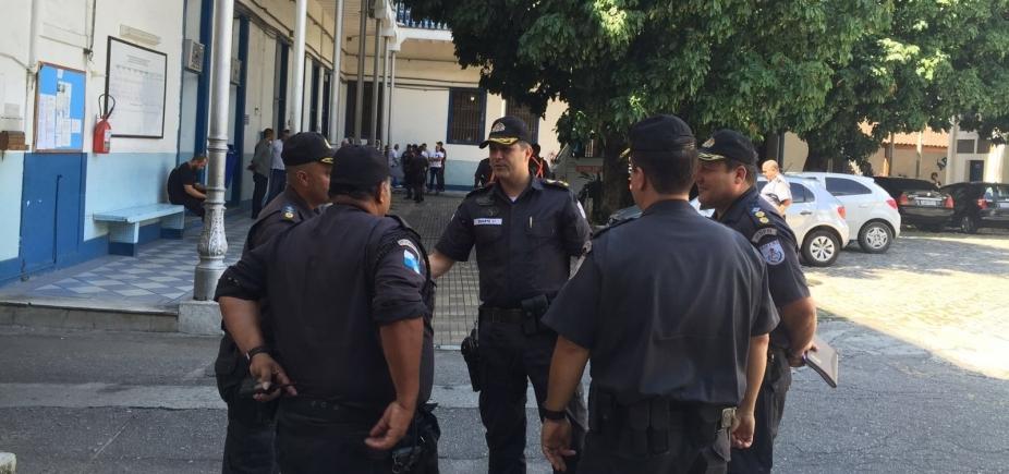 [Subtenente é o 35º policial morto neste ano no Rio]