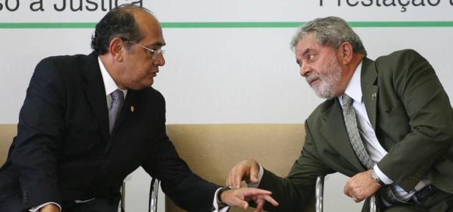 [Condenação de Lula afetou imagem do país, diz Gilmar Mendes ]