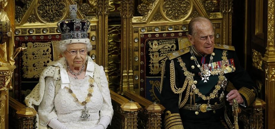[Príncipe Philip da Inglaterra é internado para cirurgia]