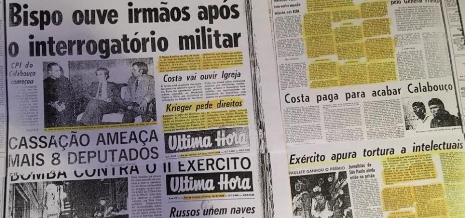 [Há 50 anos, Ronaldo e Rogério Duarte eram sequestrados pela Ditadura Militar]