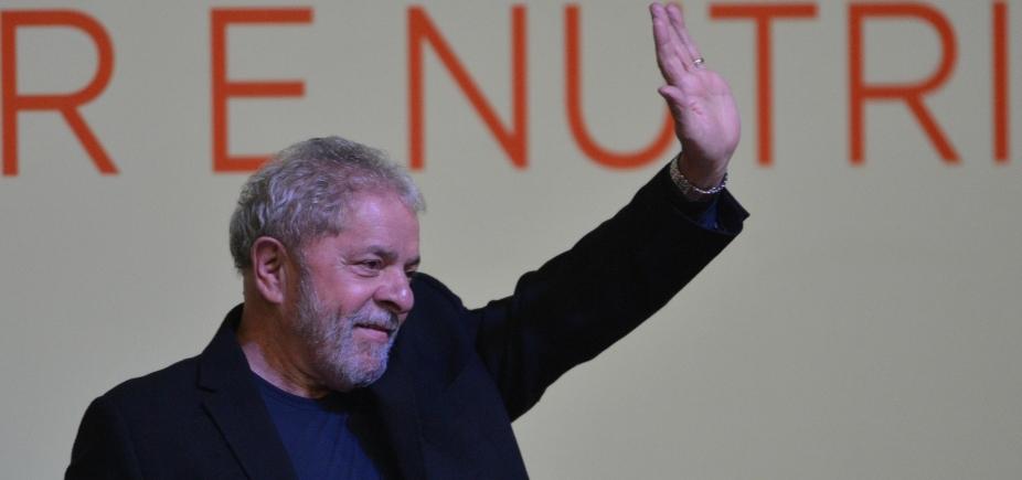 [Lula discute fazer greve de fome caso seja preso]