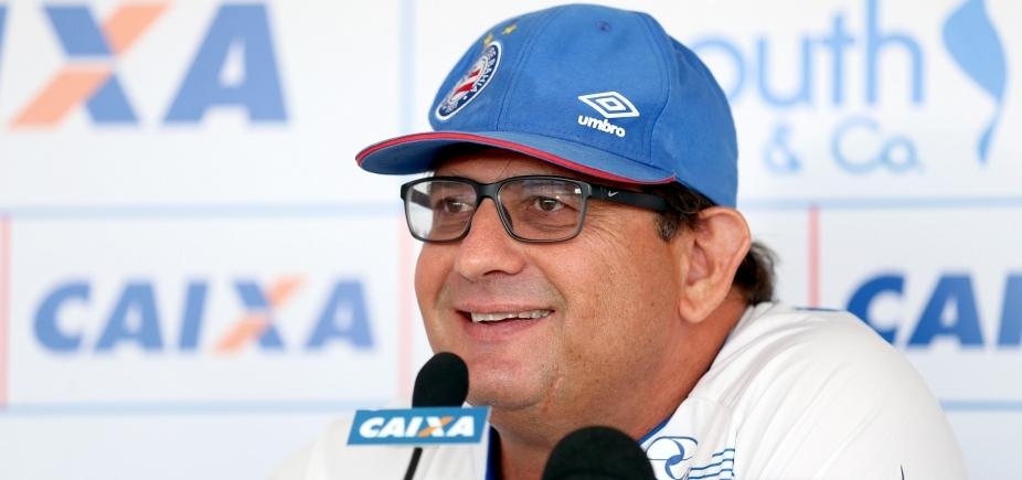 [Após receber alta, Guto é confirmado em treino do Bahia]