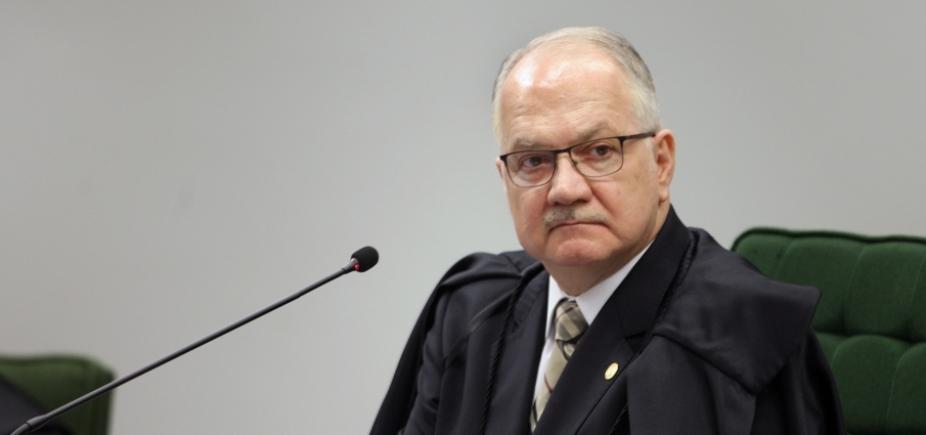 [Relator inicia julgamento e vota contra HC de Lula]