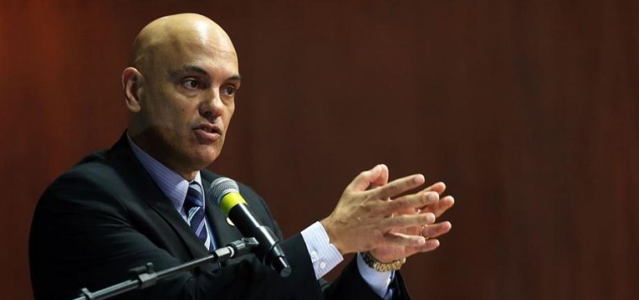 [Alexandre de Moraes vota contra habeas corpus; placar está 2 a 1]