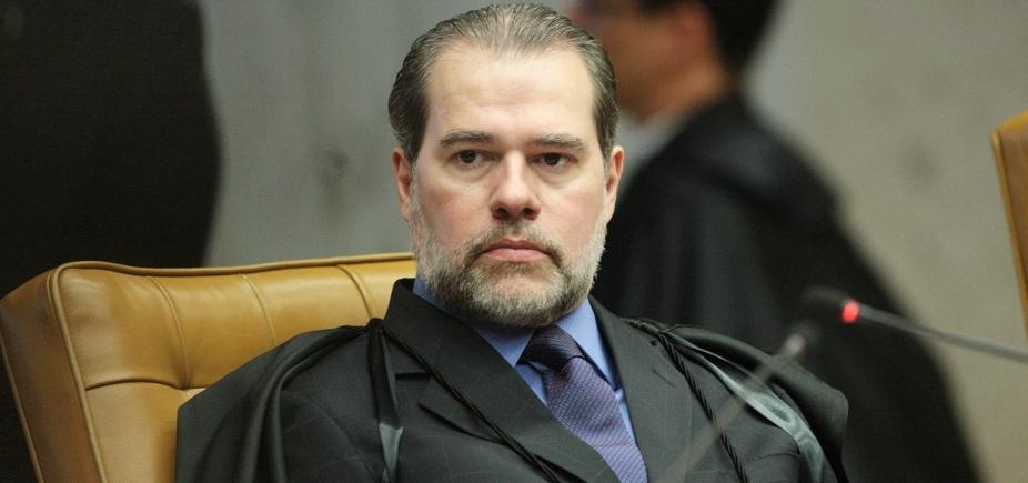 [Toffoli vota a favor de habeas corpus de Lula; placar é de 5x2 contra o petista]