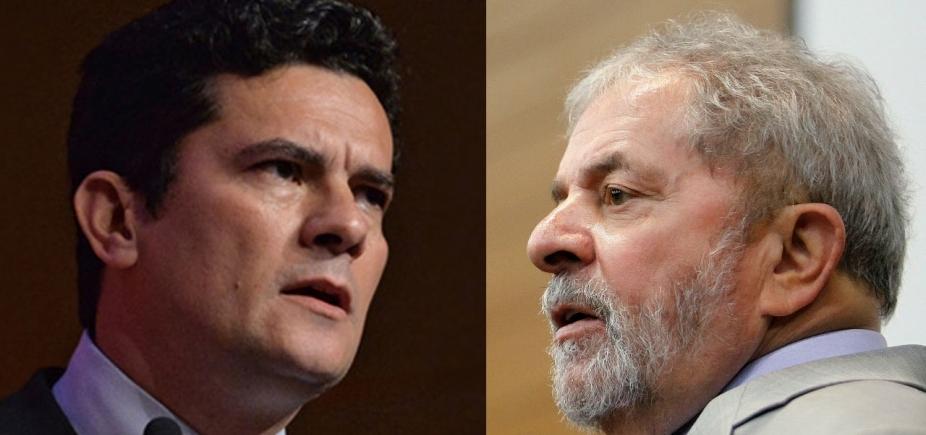 [Nova sentença de Moro contra Lula sai ainda este semestre ]