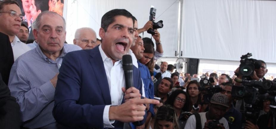 [Reviravolta: aliados apostam que Neto desistiu de candidatura ]