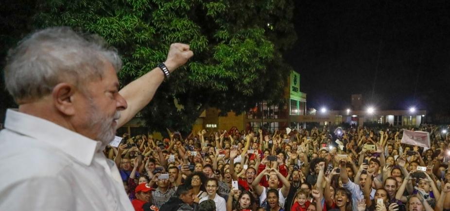 [Defesa diz que vai tomar todas as medidas legais para evitar prisão de Lula]