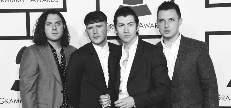 [Arctic Monkeys lança novo disco em maio]