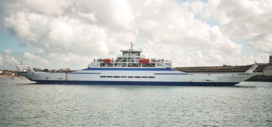 [ʹVagasʹ usadas por ferries serão ampliadas até o fim do ano; custo é de R$ 9 mi]