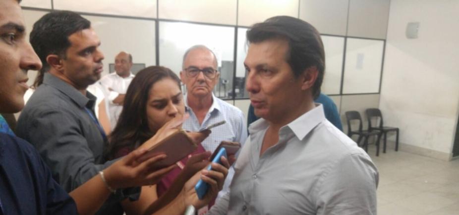 [Maia diz que Neto será candidato e fala em 'notícias alvissareiras' sobre PR]