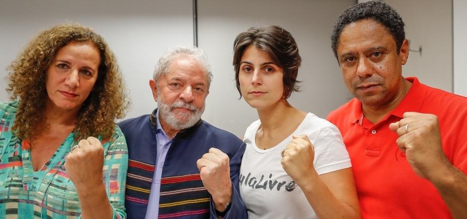 [Lula rechaça usar tornozeleira eletrônica]