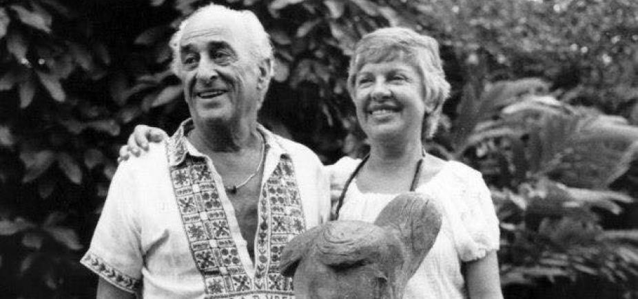 [Morre Nancy Bernabó, viúva do pintor Carybé, aos 94 anos]