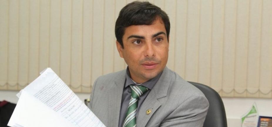 [Após deixar PV, Marcell Moraes se filia ao PSDB]
