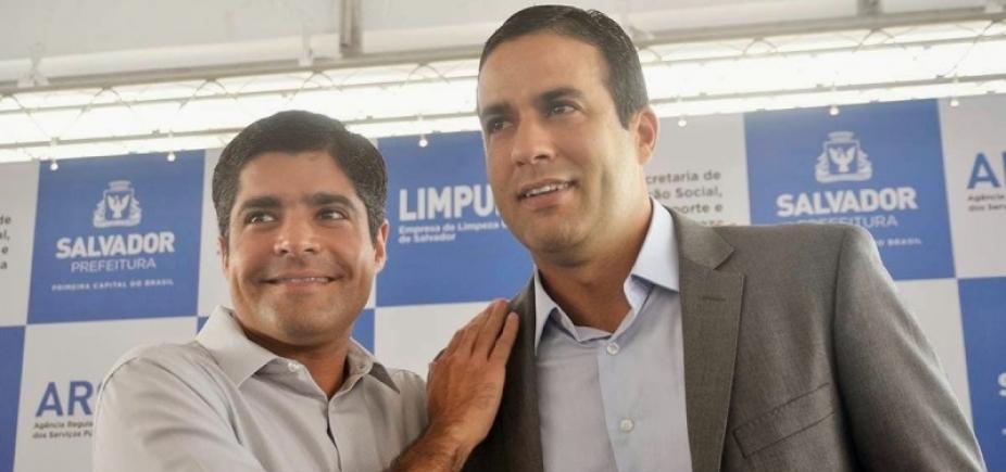 [Bruno Reis se filia ao DEM e fala de 'sonho' de ser prefeito de Salvador ]