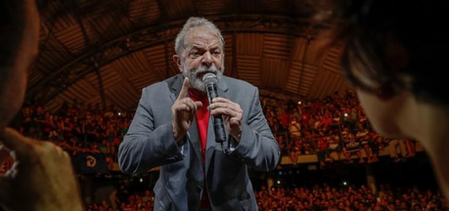 [Prisão de Lula pode ser cumprida somente no sábado, diz PF]