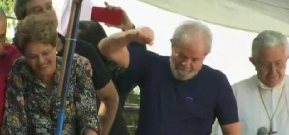 [Lula deixa sindicato pela primeira vez desde a condenação para ʹcelebraçãoʹ a Marisa]