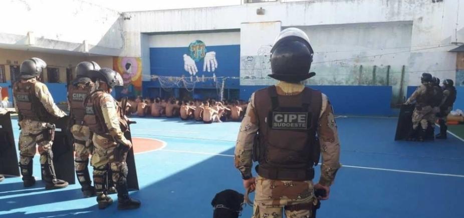 [Conquista: inspeção acha 26 celulares, drogas e até Viagra com detentos]