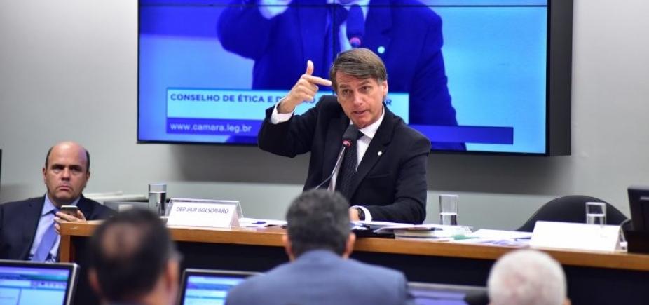 [Prisão de Lula faz Bolsonaro mirar Ciro Gomes ]