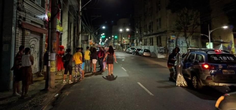 [Bar LGBT é atacado no centro de Salvador ]